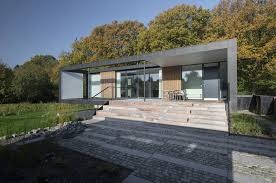 House Exterior Designer Beauteous Villa R Uniquely Designed Hovering House Building In Denmark Home