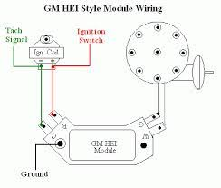britishv8 forum 1984 gm hei 2 wire distributor jim all magnetic breaker distributors are 2 wire don t know your color code but this diagram shows the proper connection points