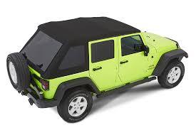jeep rubicon 2014 4 door black. bestop trektop nx glide softop in black diamond for 0718 jeep wrangler jk 4 door rubicon 2014