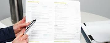 Resume Professional Documents Preparation