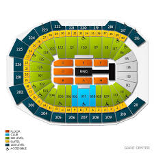 Ppl Seating Chart With Rows Giant Center Hershey Pa Seating Chart Seating Chart