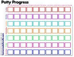 61 Best Potty Training Charts Images Behavior Charts Potty Charts