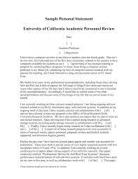 Statement Of Purpose For Grad School Example Graduate Sample