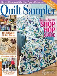 Quilt Sampler Table of Contents Fall/Winter 2014 | AllPeopleQuilt.com & + enlarge. The Fat Quail Quilt Shop Adamdwight.com