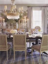 alan cbell meloire reverse dining chairs design by andrew raquet image courtesy of house beautiful
