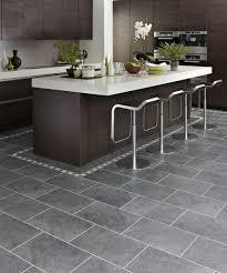 Karndean Kitchen Flooring Knight Tile Cumbrian Stone St14 Vinyl Flooring