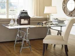pottery barn office desk. Pottery Barn Glass Desk Home Decor Office Table Photo With Amazing For Ikea Top Stunning Sale E