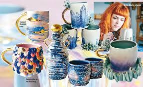 Wonderful Off Beat Artistic Coffee Mugs