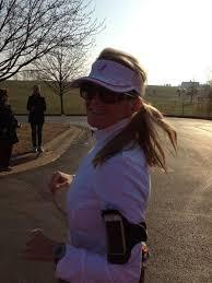 Larrin Thompson Running 1 - Asheville Marathon and Half