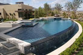 infinity pool backyard. Modern Infinity Pool Edge Detail Home Tips Set Of Ideas Backyard