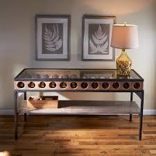 sofa table with wine storage. Cool Wine Storage Sofa Table Of With Rack Table Wine Storage