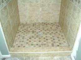 tiled shower stall ideas small stalls tile design kits designs