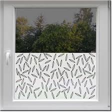 Fensterfolie Sichtschutz Milchglasfolie Folie Aufkleber Linie