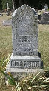 Agnes Johnson (1841-1908) - Find A Grave Memorial