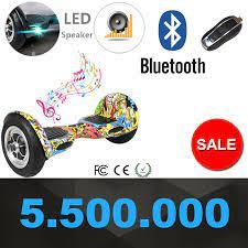 XE ĐIỆN 2 BÁNH TỰ CÂN BẰNG   E scooter, 50cc, Bluetooth speakers