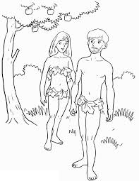 Small Picture Adam and Eve was Forbid to Eat Fruit from Tree of Knowledge in