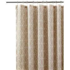 putty shower curtain