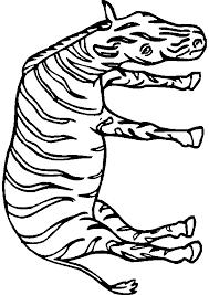 Frais Coloriage A Imprimer Zebre