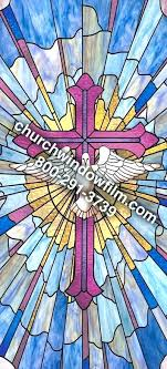 church window stained glass stickers stained glass decal for windows decorative stained glass church window