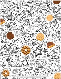 Little Brownie Bakers Activites Quick Cookie Coloring Sheets