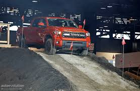 2014 Toyota Tundra Recalled for Air Bags Issue - autoevolution