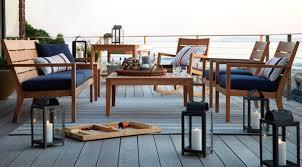 crate barrel outdoor furniture. Beach Theme Patio Decor With Regatta Outdoor Deck Furniture Sets, Solid Teak Wooden Frame Finish Crate Barrel N