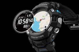 Casio công bố đồng hồ thông minh G-Shock chay Wear OS -