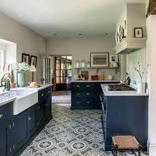 modern kitchen flooring. Contemporary Kitchen Patterned Flooring Kitchen Ideas Polly Eltes For Modern Kitchen Flooring