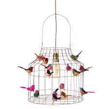 Hanglamp Vogeltjes
