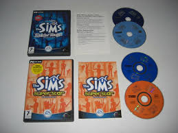 the sims makin magic superstar pc cd rom 2 x sims 1 add on expansion packs ebay