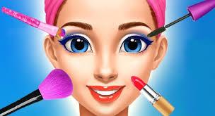fun care games play princess makeup dressup beauty salon games princess gloria makeup salon
