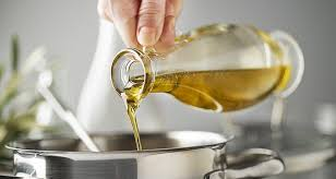 High Heat Cooking Oil Chart Smoke Point Of Oils Baseline Of Health