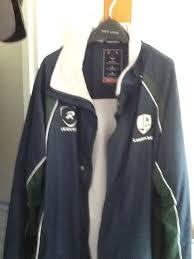 london irish coats 1 lightweight 1 warm winter both xl size