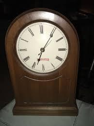 beefeater gin wooden clock