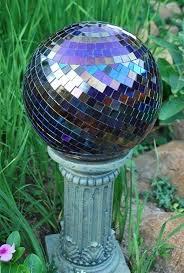 blown glass garden glass ball garden gazing ball garden gazing ball hand blown glass gazing