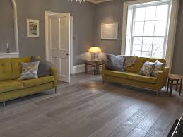 grey wood flooring bespoke old grey natural wood flooring real solid oak london