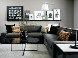 dark gray sofa ideas