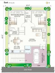south facing 30x40 house plan beautiful south facing home plans best 22 new 2 bhk house