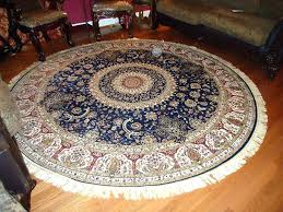 small round area rugs rug natural fiber for