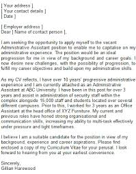 Cover Letter Office Assistant Experience Resumes