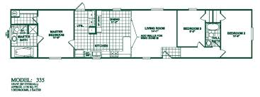 model 325 16x76 3bedroom 2bath oak creek mobile