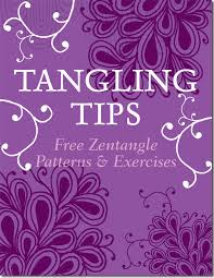 Zentangle Patterns For Beginners Delectable Easy Zentangle Patterns For Beginners Step By Step Tutorials