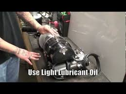 pierce ps series winch maintenance