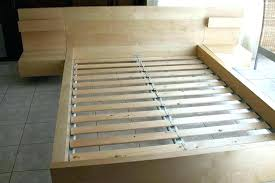 king size bed slats replacement wood for queen frame impressive sprung rep