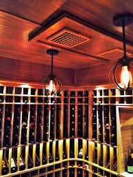 wine room lighting. Large Traditional Style Wine Room With Ceiling Detail: Lighting