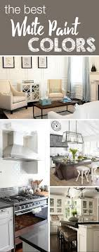 White Paint Colors For Living Room 17 Best Ideas About Best White Paint On Pinterest White Paint
