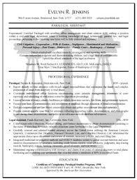 Criminal Justice Resume Free Resume Templates 2018