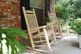 double back oak rocking chairs set porch swings patio swings
