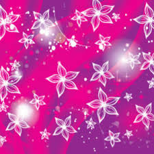 pink and purple background designs. White Flower In Shinning Purple Design On Pink And Background Designs