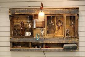 wooden pallet wall decoration 4